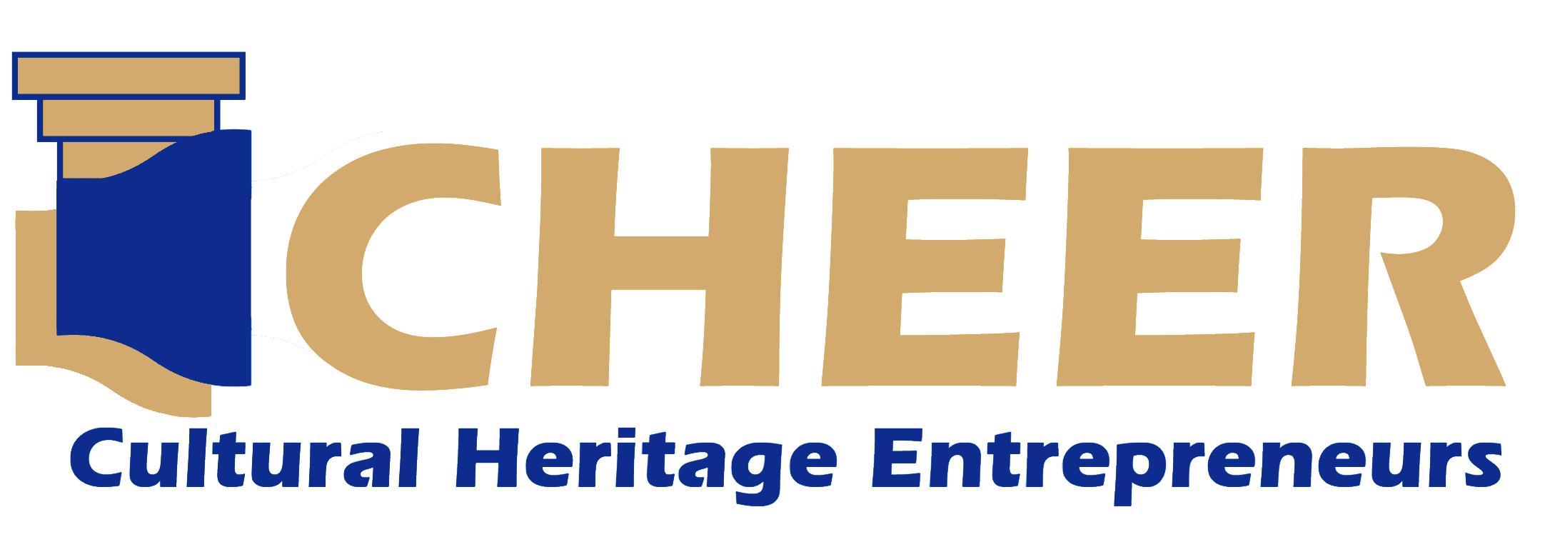 CHEER logo